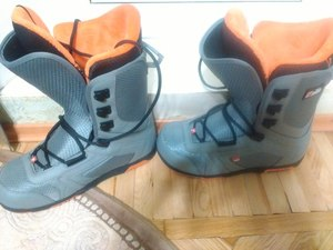 Фото: 46 размер HEAD Scout Snowboarding Boots13/14