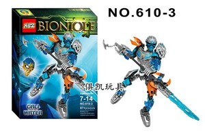 Фото: Конструктор Xsz 610 Bionicle бионик 3 вида