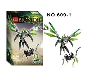 Конструктор Xsz 609 Bionicle Бионик 6 видов