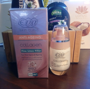 Крем для лица Еva Collagen + 30