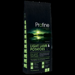 Корм для собак Profine (Профайн) Light Lamb & Potatoes