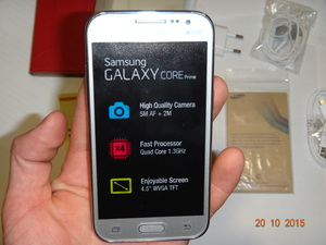 Продам смартфон Samsung Core Prime VE SM-G361H/DS